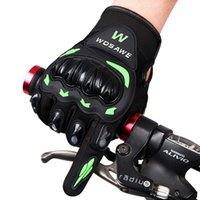 Wholesale Motorcyle gloves cycling gloves WOSAWE motorcycle full finger gloves hard fall Cycling Gloves Long Gloves