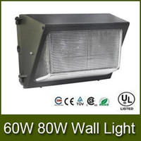 Wholesale 2016 Cheap AC110 V IP65 W W led wall pack light lamp outdoor led wall mounted light lamp equivalent W traditional wallpack lamp