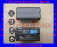 Wholesale Battery for Topcon Sokkia BDC70 Battery V mAh