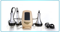 Wholesale 3 in Portable Home Use K Cavitation Multipolar Tripolar RF With Photon Fat Dissolving Wrinkle Removal Beauty Equipment