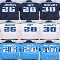 andrews baseball - Mens Jersey Jason McCourty Marqueston Huff Antonio Andrews Navy Blue White Light Blue Cheap Elite Jerseys