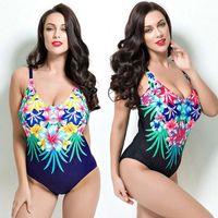 backless tankini swimsuit - New Arrival Women Swimwear Sexy Backless Swimsuit Padded Tankini Plus Size Beachwear Bathing Suit Ladies Swimming Wear UB0051 salebags