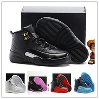 girls basketball shoes - Newest Kids retro Shoes Children Basketball Shoes Boy Girl Retro Sports Shoes Toddlers retro XII Athletic Shoes