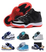 Wholesale China Shoes Women Running - 2016 New Cheap China Retro11 XI Bred Basketball Shoes Athletics Boots Sports Shoes Discount Sports Men Women Basketball Shoes