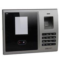Wholesale face recognition attendance machine fingerprint access control system of face pun