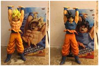 big bomb - Newest Anime Dragon Ball Son Goku Genki Dama Spirit Bomb Action Figure Brinquedos DragonBall figure Collection Toy Kids Toy