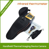 thermal imaging camera - DHL Handheld Thermal Imaging Device Camera Infrared Thermometer IR Thermal Imager thermometre infrarouge