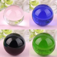 Wholesale High Quality mm Rare Natural Quartz Crystal Sphere Clear Magic Ball Chakra Healing Ball Gemstone Gift Home New Arrival