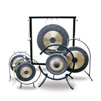 Wholesale Chinese traditional instruments chau gong handmade quot cm with high quality and professional sounds hot sal