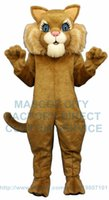 beautiful carnival - Beautiful Domestic Cat Mascot Costume Adult Catoon Character Cat Theme Carnival Anime Cosply Costumes Fancy Dress Suit Kits