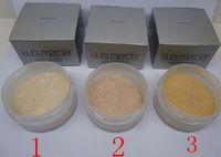Wholesale 3 clolors laura mercier loose setting powder Translucent Min pore Brighten Concealer Nutritious Firm sun block long lasting g