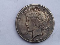 art drawing faces - USA Peace dollar Double face Coin Crafts pieces bale Promotion Cheap Factory Price nice home Accessories Silver Coins