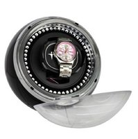 Wholesale Jebely Watch Winder Mechanical automatic winding machine JA077 BK