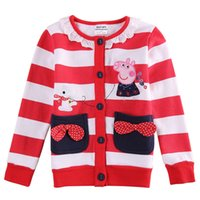Cheap NOVA kids wear stripe baby winter jackets cotton children's clothes high quality baby winter clothes toddler jackets coats girls