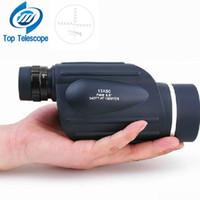 Binoculars Rangefinder - GOMU x50 binoculars with rangefinder waterproof telescope distance meter type monocular outdoor binoculo m m
