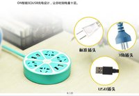 automation design - Lemon Design Extension Socket with USB Ports Remote Socket for IOS Android Smart Power Plug Strip Home Automation V A