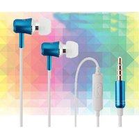 Cell Phones best earbud - Fashion Original Brand Earphones Headphones Best Quality With MIC MM Jack Stereo Earbud Headset U