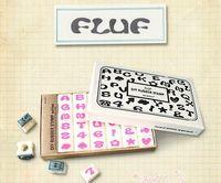 Wholesale NEW fluf number and letter DIY rubber stamp set gift box set