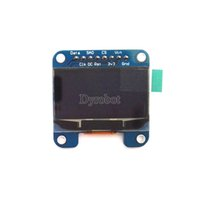 Wholesale 1 quot SSD1306 x64 I2C SPI OLED Module Blue Graphic Display Monochrome
