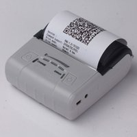 Wholesale Thermal Receipt Printer With Battery Powered Handheld Mini Label Printer E300