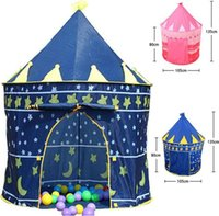 Wholesale Ultralarge Children Beach Tent Baby Toy Play Game House Kids Castle Indoor Outdoor Toys Tents Christmas Gifts