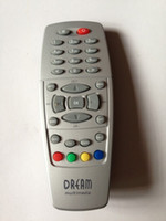 Wholesale NEW Silver remote control for S C T DM500 DVB Version
