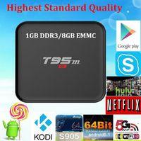 samsung tv - Better Than M8s Mini MXQ Quad Core K S905 T95M Android TV Box GB GB Smart Box for Samsung Streaming Kodi Play Smart Media Player