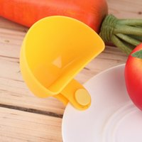 Wholesale Assorted Salad Sauce Ketchup Jam Dip Clip Cup Bowl Saucer Tableware Kitchen for Tomato Sauce Sugar Salt Vinegar