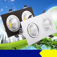 Cheap Dimmable 12W COB LED ceiling downlights Best dimmable led