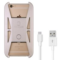 apple light bulbs - 2016 Brandnew Yoome selfie mobile phone case with selfie light led bulbs for iphone s