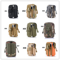Wholesale Outdoor Sports Tactical Gear Train Military Army Water Proof Waist Pack Bag