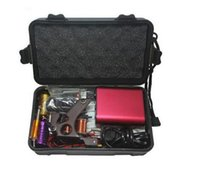 Cheap Wholesale-Tattoo Kit Professional with Best Quality Permanent Makeup Machine For Tattoo Equipment Cheap Red Tattoo Machines
