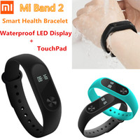 android os battery use - HOT Newst Xaomi Mi Band With OLED Display Days Battery Smart Heart Rate Fitness Tracker Monitor Bluetooth Phone Pedometer Bands