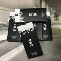 Wholesale 3 Color heat Sell Kylie Eye Brow Waterproof Pencil Double ended with Brush in Eyebrow Pencil KYLIE Jenner Color VS Lime Crime