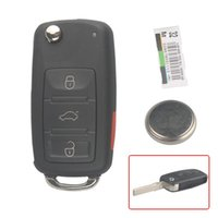 Wholesale YH MHZ Button Remote Key for VW Touareg
