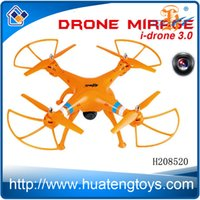 big scale rc helicopters - Hot selling Big RC drone quadcopter remote control helicopter with HD camera