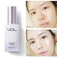 Ракушка масло Цены-Южная Корея счетчики подлинной VDL снарядов макияж перед обвинить масло увлажняющий отбеливания эмульсия дефектный блок невидимые поры