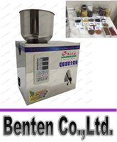 automatic powder filling machine - 10 grams of quantitative machines automatic powder filling machine Medicine filling machine food filling machine LLFA