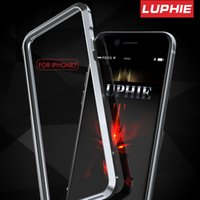 aircraft grade aluminum iphone case - For Apple iPhone Phone Case Permium Aircraft Grade Aluminum Metal Bumper Frame Anti Scratch Shockproof Case Cover Ultra Protective