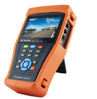 Wholesale 4 quot Touch Screen IP Camera Test Monitor PoE Test CCTV Tester WIFI PTZ Controller HDMI