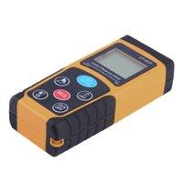 Wholesale CP P Mini M Handheld Digital Laser Distance Meter Range Finder Diastimeter New Arrival