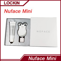 microcurrent equipment - nuface trinity mini Face massager mini Face care facial toning device beauty electric roller Multi Functional Beauty Equipment vs PMD