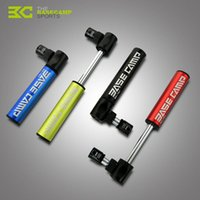 bicycle tire pump parts - New Mini Portable Bike Tire Inflator Air Pump Bicycle Parts Mountain Road Bike MTB Cycling Air Press Frame Accessories K5012