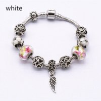best christmas food gifts - Christmas Vintage Gifts Murano Glass Charm DIY Beads Bracelets for Women Best Love Jewelry Gift BP17