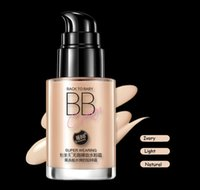 Wholesale Hot BB Cream Hydrating Moisturizing Liquid Foundation ml restoring looks Covering Blemis New Makeup Creams shake powder DHL free ship