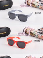 big lots frames - 2016 New arrival Unisex Bright Big Frame Vogue Retro Waterproof Sunglasses Fashion women and men Accessories
