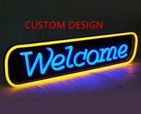 Wholesale vivid led neon flex sign drop shipping for wholesaler neon sign custom led flex neon sign led sign neon sign custom neon LIGHT sign