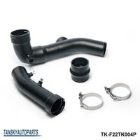 Wholesale TANSKY Black IntakeTurbo Charge Pipe Cooling Kit For BMW F20 F30 M135i M235i i i N55 T TK F22TK004P
