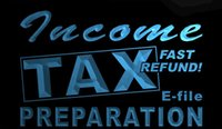 animal preparation - LS635 r Income Tax Preparation Office NR Neon Light Sign jpg