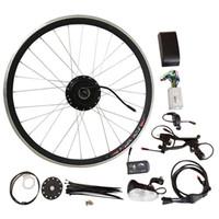 Prezzi Kit e bike-miglior prezzo 36V 250W / 350W / 500W corredi di conversione del ebike senza kit bici bicicletta kit motore elettrico moto batteria kit elettrico e (CK-NB01)
